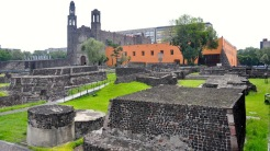 Plaza de las 3 Culturas