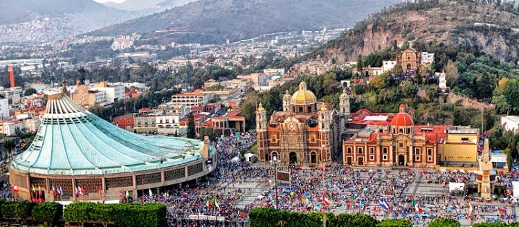 Basilica-of-Guadalupe-Mexico